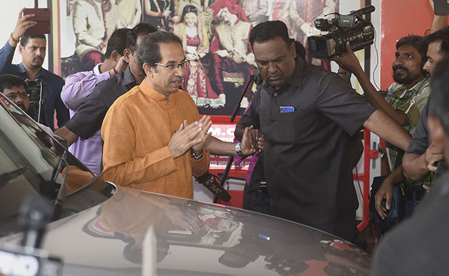 Shiv Sena Seeks Police Protection For Newly-Elected MLAs Amid Tussle