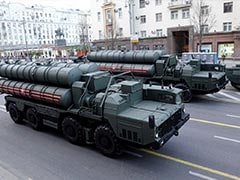 S-400 Missile System Vehicle Meets With Accident In Russia