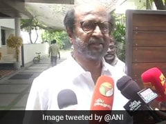 """Attempts Made To Saffronise Me... Won't Get Trapped"", Says Rajinikanth"