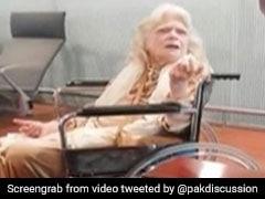 इस्लामाबाद एयरपोर्ट पर महिला ने जमकर किया हंगामा, फर्श पर लेटकर चिखी-चिल्लाई और...