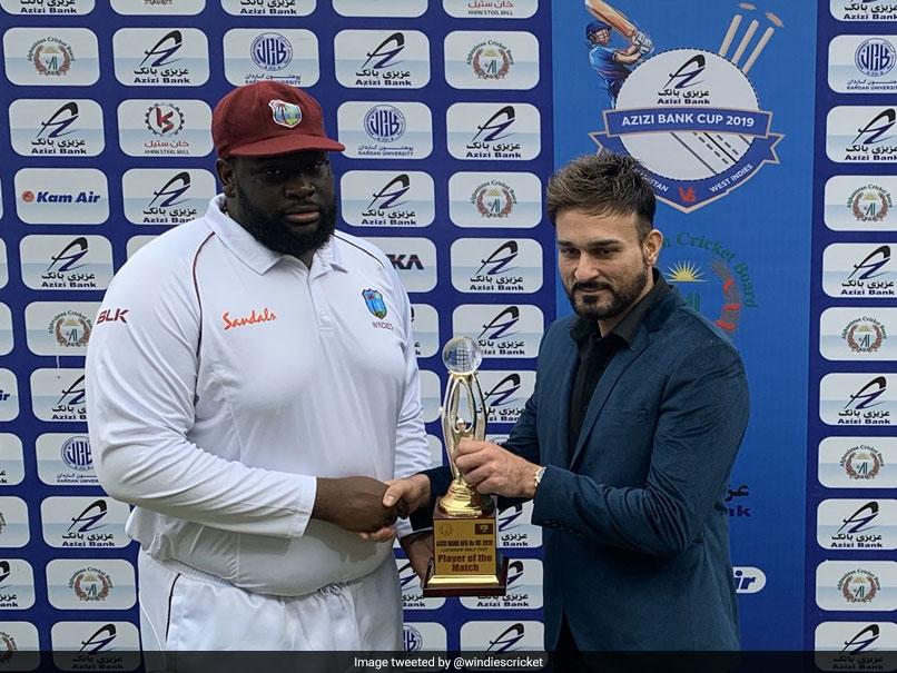 AFG vs WI Test: Rahkeem Cornwall Takes 10 as West Indies Crush Afghanistan in three Days