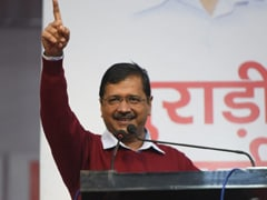 """School Boys To Take Pledge To Not Misbehave With Girls"": Arvind Kejriwal"