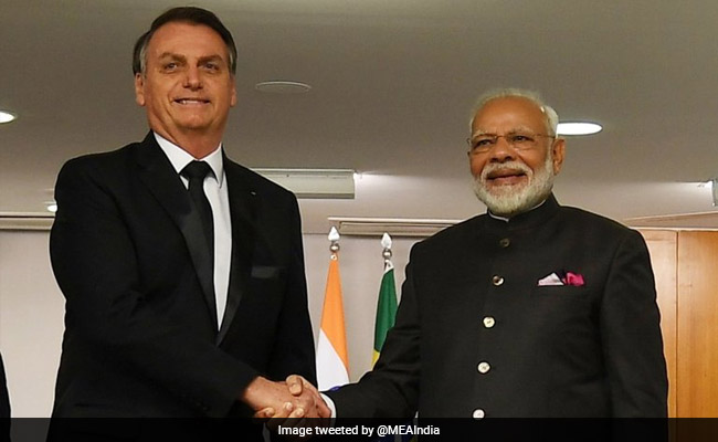 Brazil President Will Be Chief Guest At Republic Day, Accepts PM's Invite