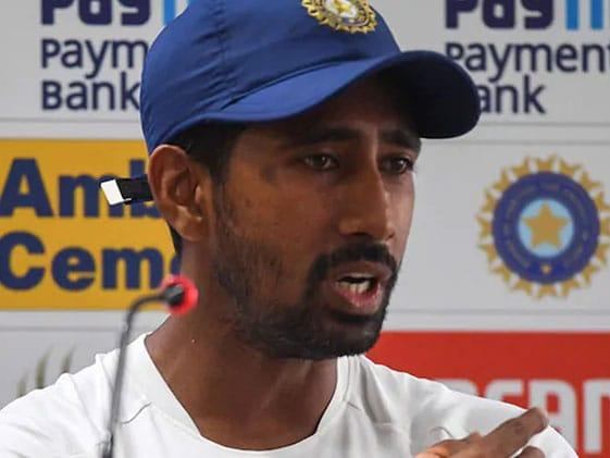Ind vs Ban 2nd Test: रिद्धिमान साहा ने कहा, गुलाबी गेंद के साथ विकेटकीपिंग करना चुनौतीपूर्ण होगा