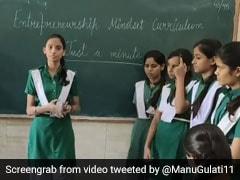 """Delhi's Spoken English Classes Working Wonders"": Arvind Kejriwal Shares Video"