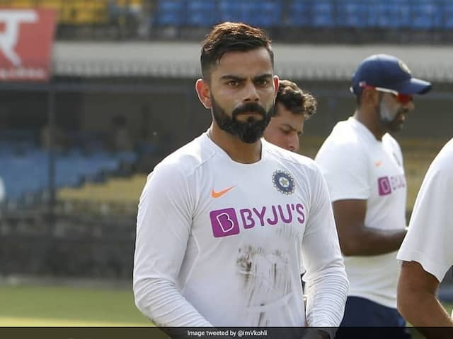"""Great To Be Back With Boys"": Virat Kohli Shares Training Pictures Ahead Of Bangladesh Tests"