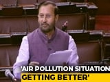 Video : Delhi Air Quality Improved In Last 3 Years: Prakash Javadekar