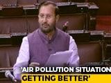 Video : Delhi Air Quality Improved In Last 3 Years: Prakash Javadekar