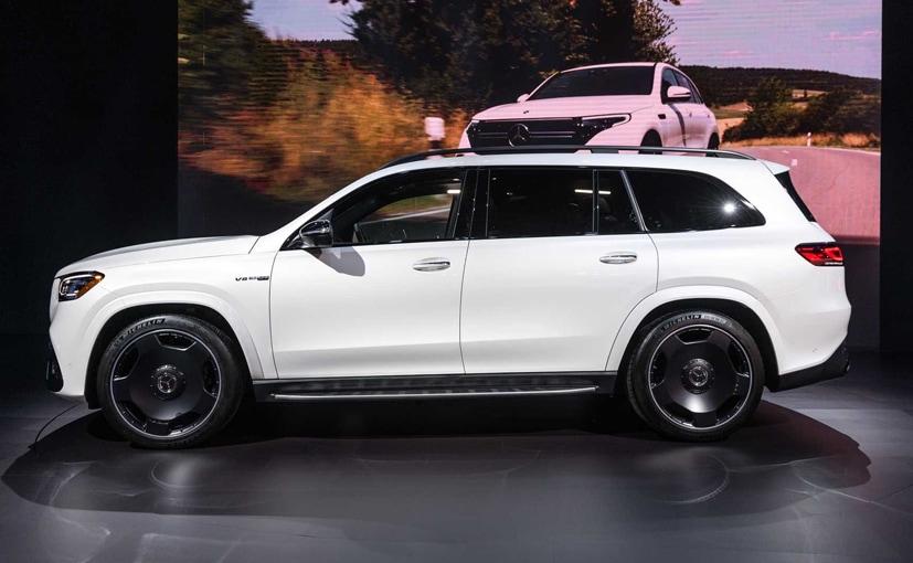 2019 LA Auto Show: 2021 Mercedes-AMG GLS 63 Unveiled