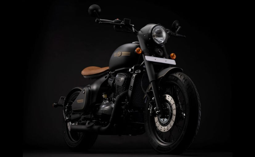 The Jawa Perak is priced at Rs. 1.94 Lakh (ex-showroom)