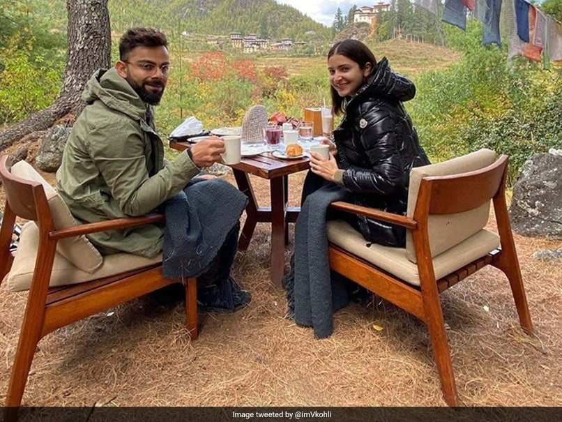 """Virat Kohli Revels In """"Visiting Divine Places With My Soulmate"""", Thanks Fans For Birthday Wishes"""
