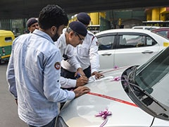 Delhi Police Collected Over Rs 75 lakh During 'Odd-Even' Days, Rajya Sabha Told