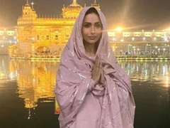 Viral Pics From Malaika Arora's Golden Temple Visit. Seen Yet?