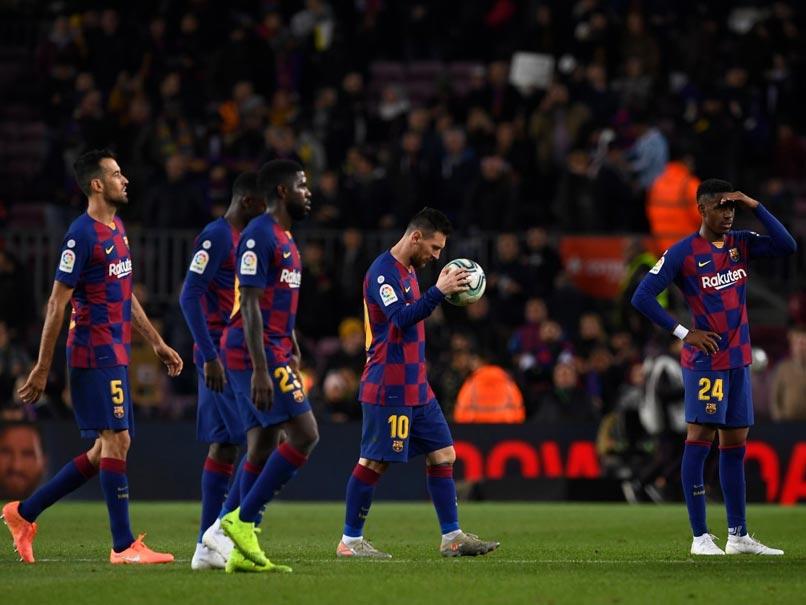 Barcelona 4-1 Celta Vigo: Messi dead ball hat-trick wins it