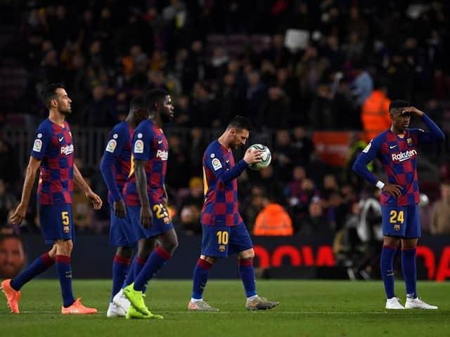 La Liga: Lionel Messi Hat-Trick Puts Barcelona Atop, Eden Hazard Shines For Real Madrid