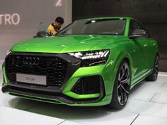 2019 LA Auto Show: Audi RS Q8 Showcased
