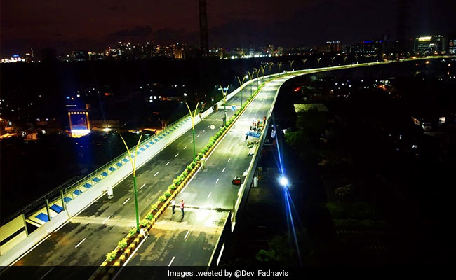 New Mumbai Flyover, Expected To Cut Travel Time By 30 Minutes, Now Open