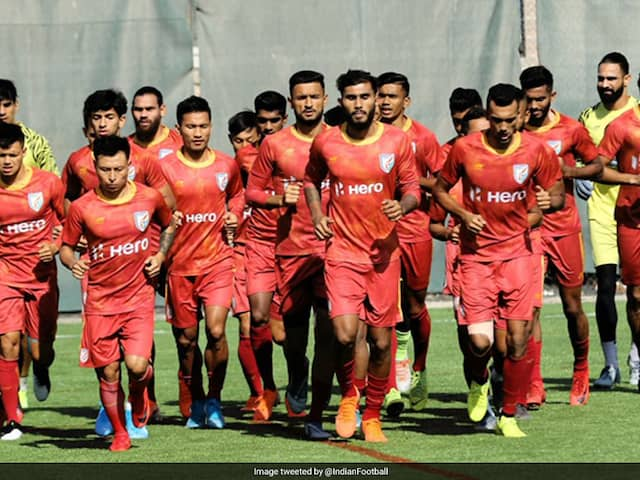 AIFF Planning National Camp Before World Cup Qualifier Against Qatar