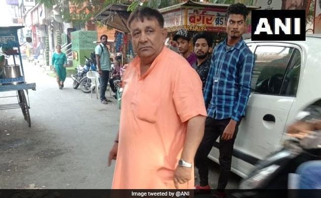 Watch: Man Fires Gun On Delhi Road Outside BJP MP Hans Raj Hans' Office