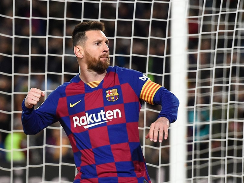 La Liga Captions Lionel Messi