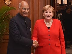 India, Germany Need To Boost Counter-Terror Cooperation: President Kovind