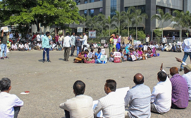 Telangana Transport Workers Call Off Strike After Nearly Two Months