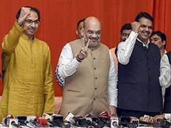 2 Key Meetings In Delhi As Sena Steps Up Pressure On BJP In Maharashtra
