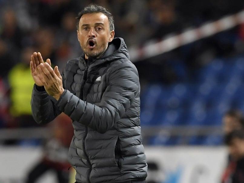Luis Enrique Returns As Spain Coach After Daughter