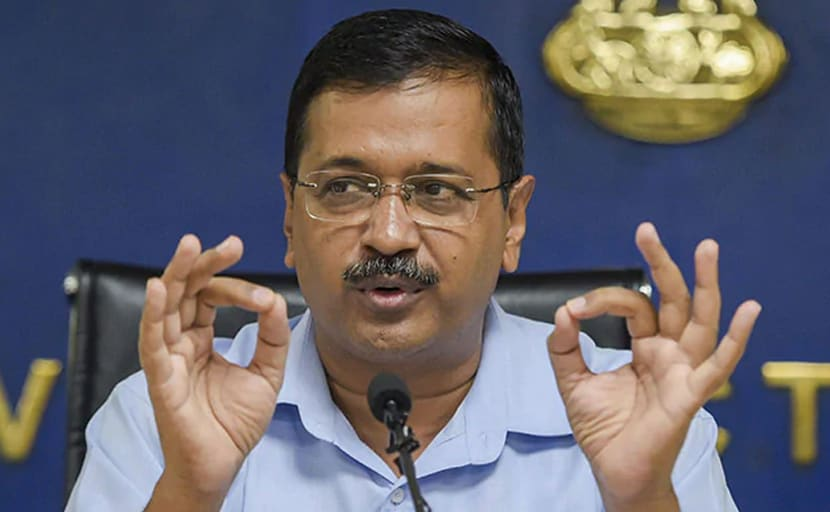 Report On Delhi Water Is 'False, Politically Motivated': Arvind Kejriwal
