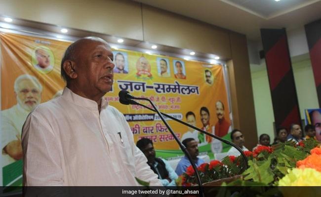 Giving Leadership Role To Raghubar Das BJP's Mistake, Says Saryu Roy