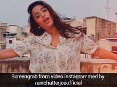 Bhojpuri Cinema: भोजपुरी एक्ट्रेस रानी चटर्जी ने नए अंदाज से फैन्स को बनाया दीवाना, Video हुआ वायरल