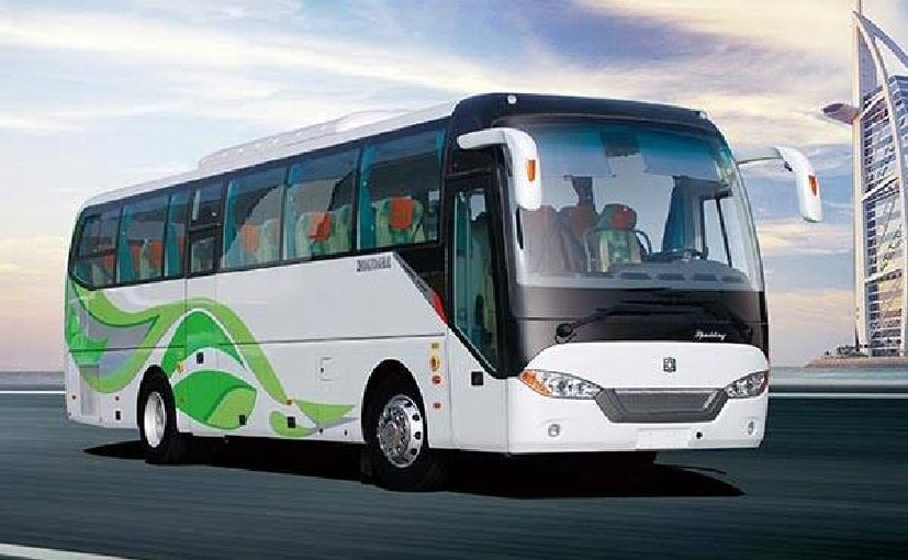 Chinese, Malaysian Companies To Develop Energy Bus For ASEAN Markets
