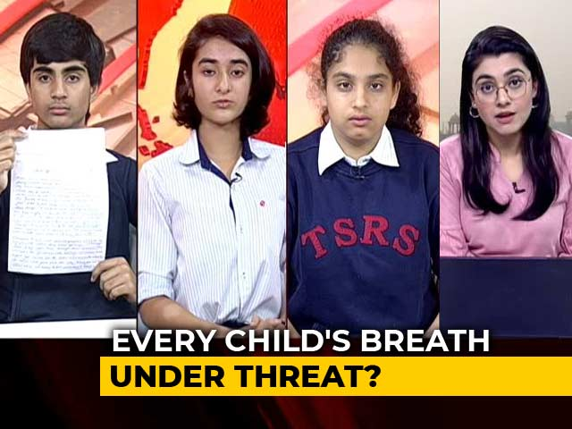Video : On Children's Day, A Message To PM Modi