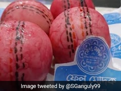 Kolkata Goes Pink For 1st Day-Night Test, Sourav Ganguly Shares Glimpses