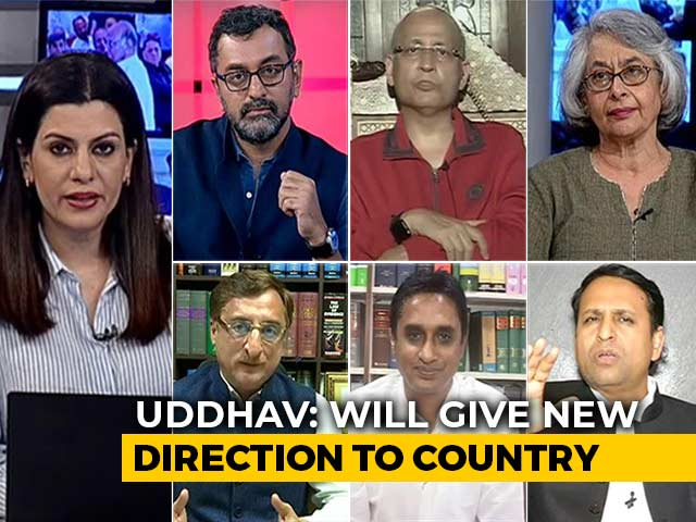 Video : Uddhav Thackeray To Be Maharashtra Chief Minister After Devendra Fadnavis Quits