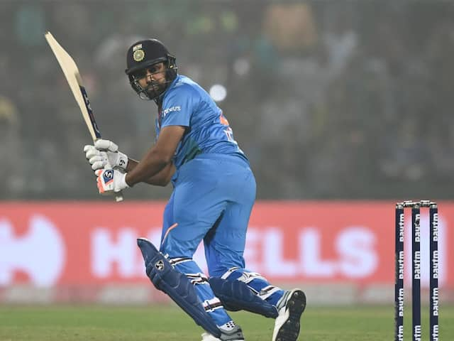 "Rohit Sharma Plays 100th T20I, Says Hes ""Grateful For Opportunities"""