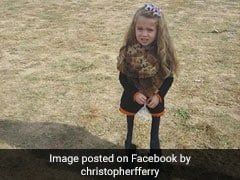 Internet Baffled By Optical Illusion Of Girl With Unnaturally Long Legs