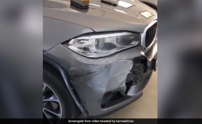 बॉलीवुड एक्टर के बेटे की गाड़ी का हुआ एक्सिडेंट, तो बोले- अब मेरा बेटा BMW नहीं बल्कि...