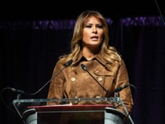 "Melania Trump Cancels Rare Campaign Appearance Due To ""Lingering Cough"""