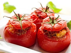 Weight Loss: How To Make Baked Stuffed Tomatoes For A Healthy Snack