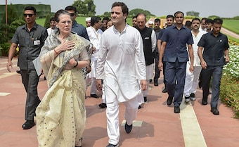 'PM, Reply': Protests In Parliament Over Gandhis Losing SPG Cover