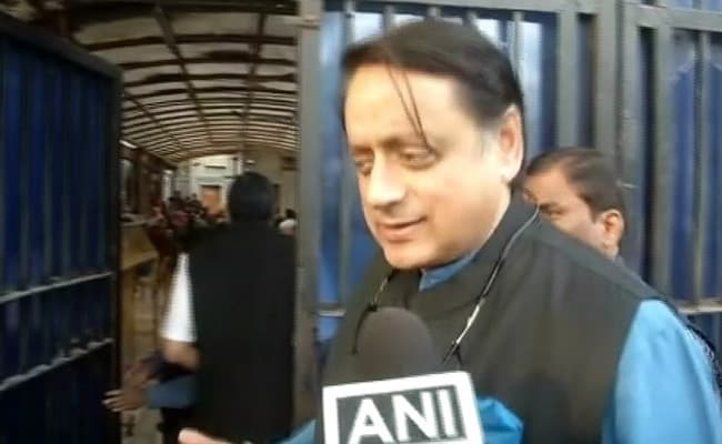Will Move Court To Get Clarification On Arrest Warrant: Shashi Tharoor