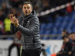 Luis Enrique Returns As Spain Coach After Daughter