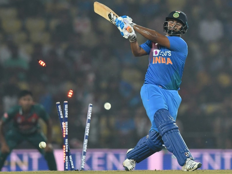 India vs Bangladesh: Rishabh Pant