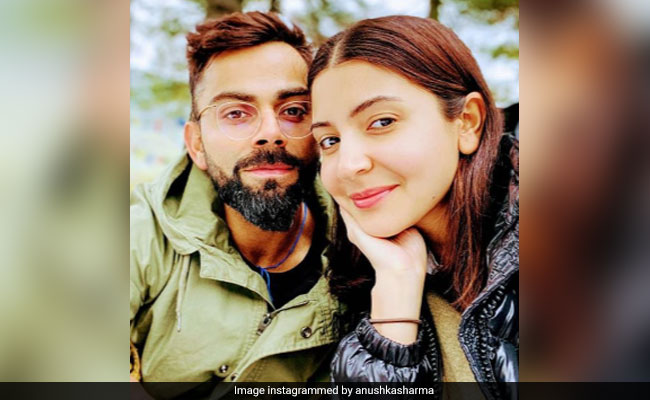 Anushka Sharma And Virat Kohli's Cute Banter About Pizza Will Make You Smile!
