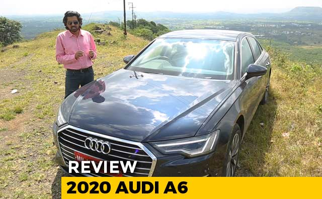 Video : 2020 Audi A6 India Review