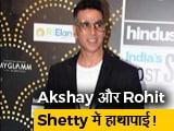Video : Akshay Kumar और Rohit Shetty में हाथापाई, तो क्यों हो रहा है Munna Badnaam