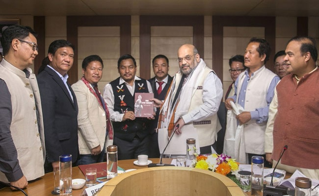 Centre May Exempt Parts Of Northeast From Citizenship Bill, Say Sources