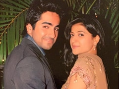 Ayushmann Khurrana, Tahira Kashyap Celebrate Anniversary: 'We Had Each Other's A**es, Still Do'