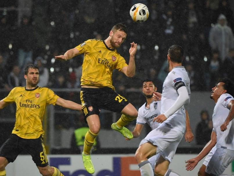 Europa League: Vitoria Guimaraes Hold Arsenal To 1-1 Draw At Home